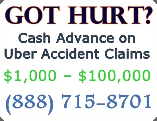 Pre Settlement Funding for Uber Accident Lawsuits - Car Accident